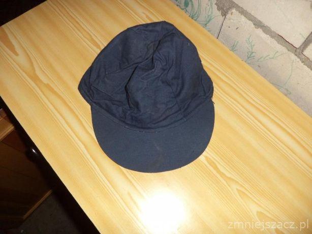 czapka z daszkiem PRL