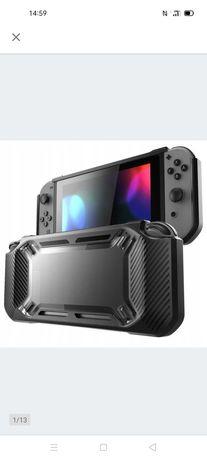 Etui pokrowiec do Nintendo switch czarny