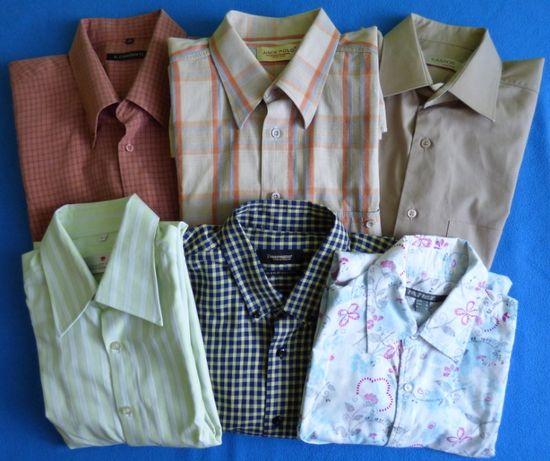 Koszula męska Dressmann, Jack Polo, Sunset Suits, Philip Russel