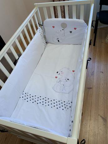 Кроватка и матрас Верес