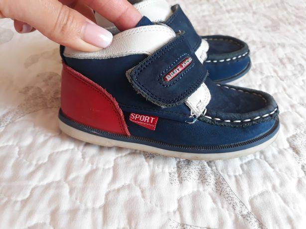 Туфли, ботинки кожаные ортопедические