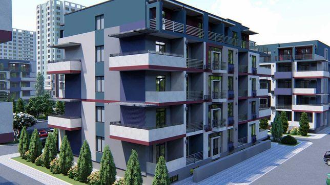 Удобная 1 ком. ЖК Smart City -2. Большой балкон. Рассрочка на 32 мес.!