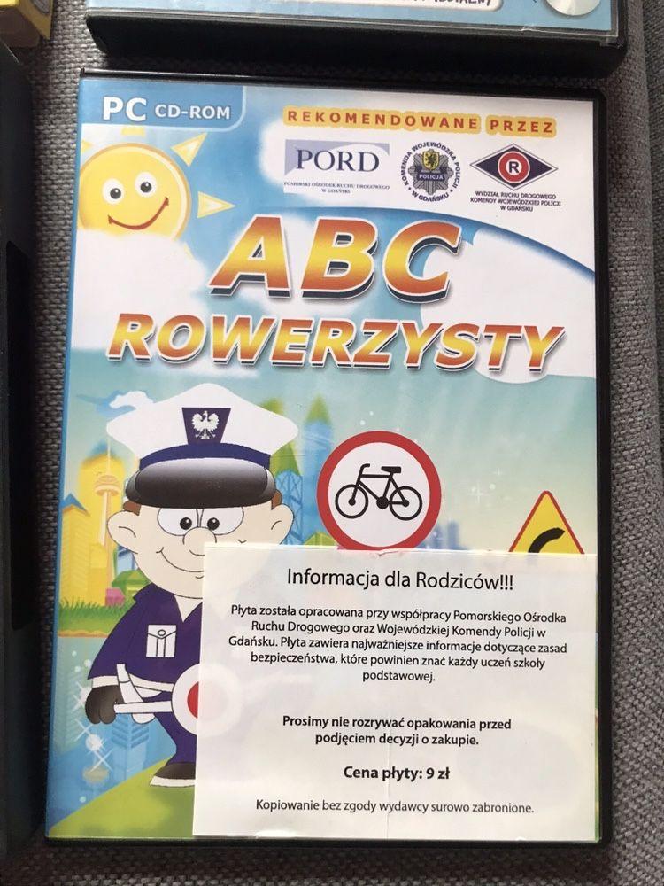 ABC rowerzysty Dla dzieci