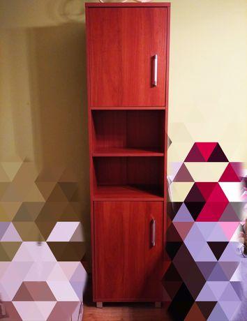 2xKomin, szafka, kolumna z półkami