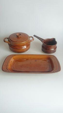 Ceramika TUlOWICE zestaw obiadowy