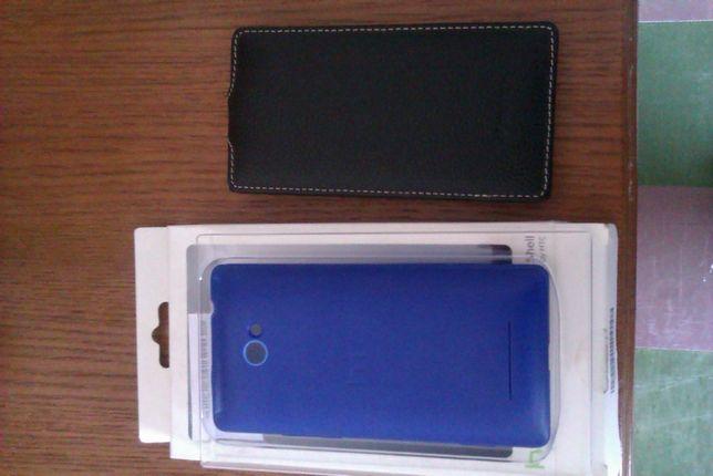 чехол-накладка на телефон HTC 8x,новая,200руб