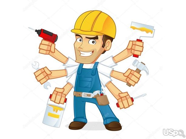 Ремонт под ключ, Электрик, сантехник, монтаж, демонтаж