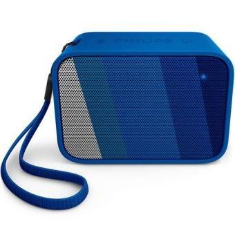 NOVA - Coluna PHILIPS BT110A/00 – Bluetooth - Azul