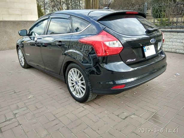электромобиль Ford Electric