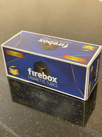FIRE BOX 300 Гильзы для сигарет, гильзы для табака, сигаретные гильзы