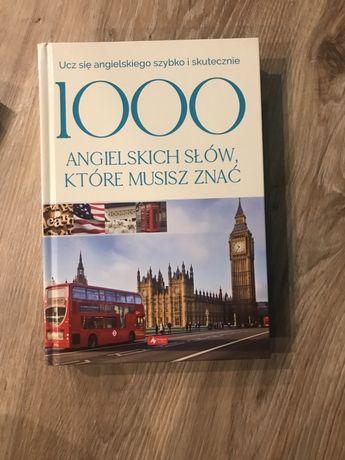 Książka jezyk angielski