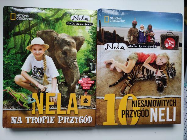 Nela na tropie przygód i 10 przygód Neli zestaw