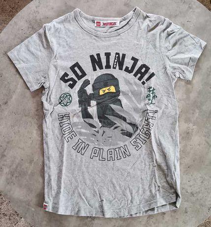 Koszulka T-shirt Next lego NinjaGo Movie na 10 lat 134 - 140