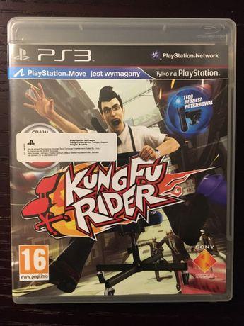 PS3 Kung Fu Rider - PlayStation Move
