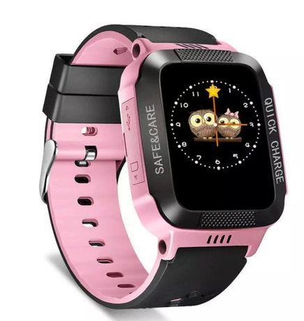 Smartwatch para crianças, com função de chamadas e localizador GPS