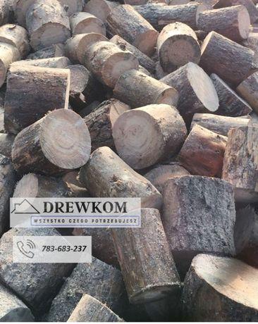 Drewno opałowe, kominkowe i workowane