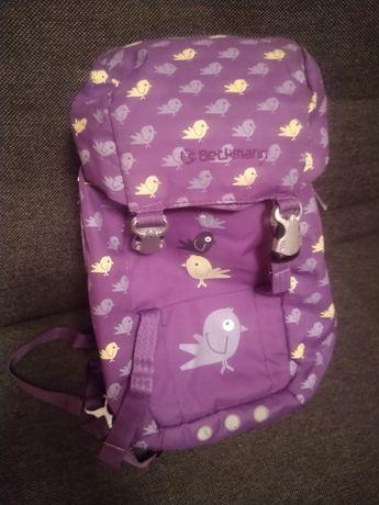 Plecak dziecięcy Beckmann
