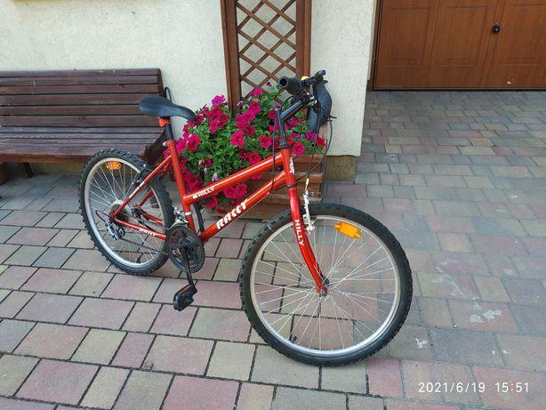 Rower Górski - Rally Hilly