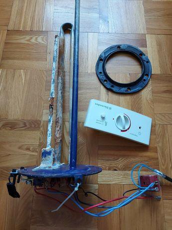 Фланец, термостат, тены, реле, для бойлера Electrolux электролюкс