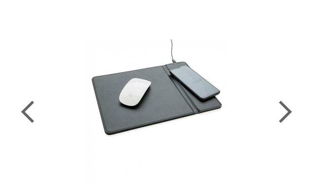 Power pad 2w1, ładowarka bezprzewodowa +podkładka pod mysz