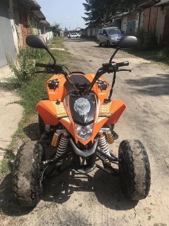 Квадроцикл Raptor XT 125