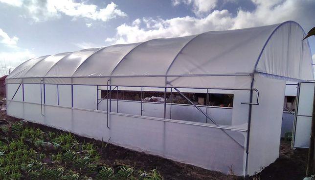 Estufas agrícolas /A partir de: