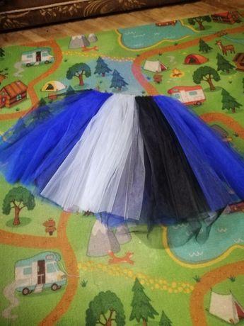 Детская юбка из фатина