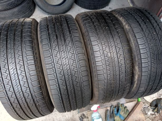 Летняя резина 265/60 R18 Michelin Latitude Tour HP