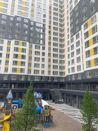 1к смарт 31 м2 квартира Дом сдан, коммуникации подключены. Ирпень.