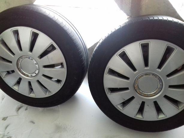 Колеса на VW, SKODA,AUDI 205/55 R16 (5×112)