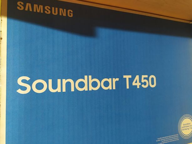 Soundbar Samsung HW - T450