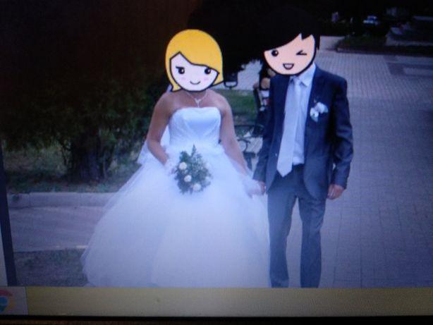 Продаю свадебное платье недорого