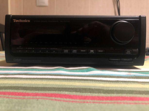 Processador de som Technics SH-CH700