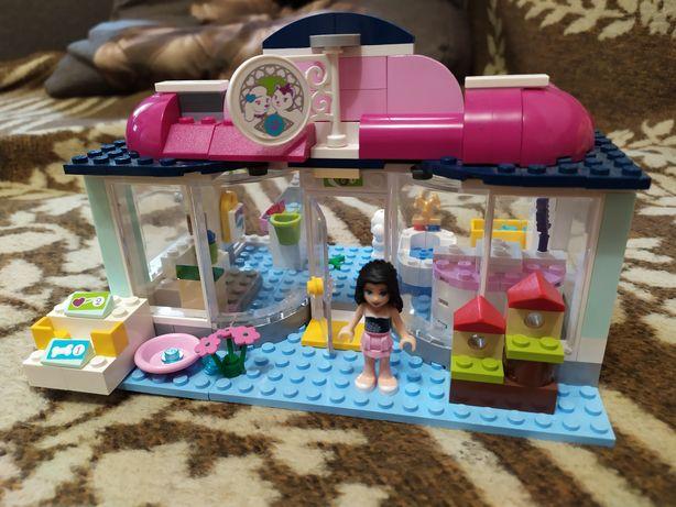 Lego friends 41007. Салон для животных. Oригинал. Лего