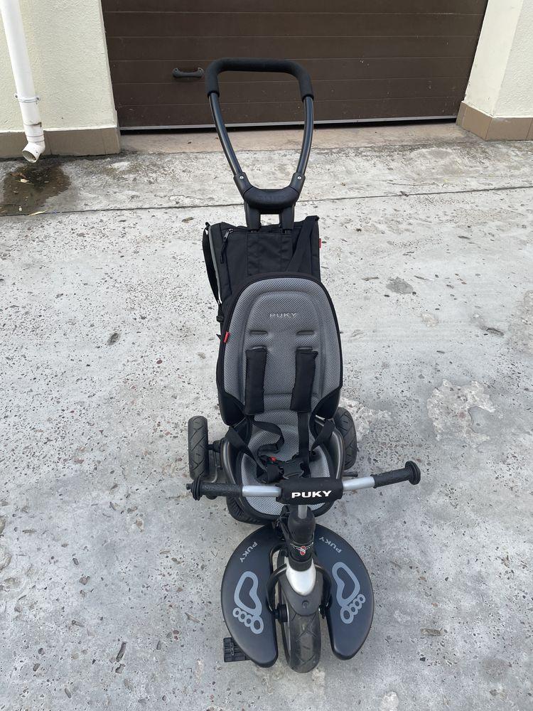 Дитячий велосипед фірми Puky
