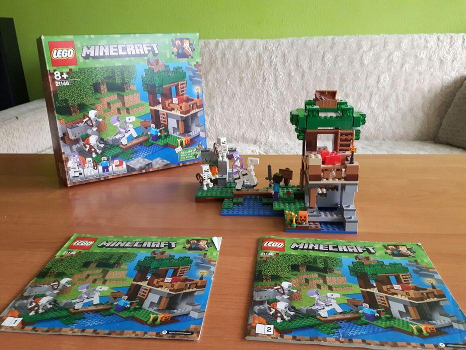 Lego. Minecraft 21146. Atak szkieletow. UNIKAT. NAJTANIEJ! Częstochowa - image 1