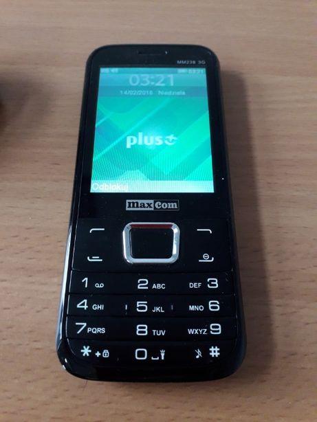 Maxcom MM238 3G stan idealny