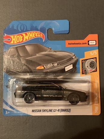 Hot Wheels Nissan Skyline GT-R (BNR 32)