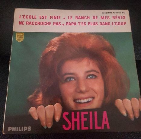 Disco vinil - SHEILA