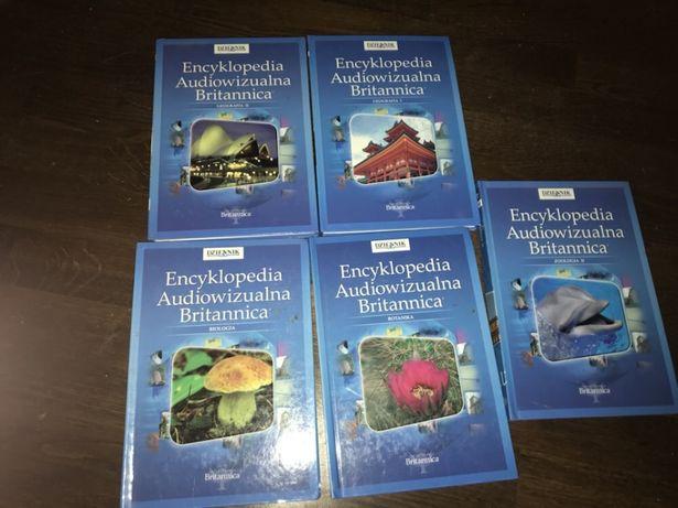 Encyklopedia Britanica biologia zoologia geografia wysylka 5 zl