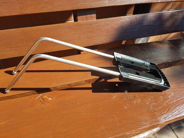 Uchwyt stelaz pałąk krotszy do fotelika rowerowego Hamax