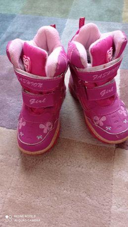 Термо взуття для дівчинки