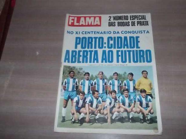 F.C.PORTO 1968 XI CENTENÁRIO CONQUISTA PORTO-CIDADE Flama Especial