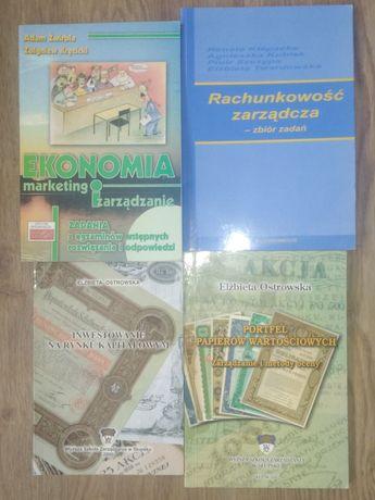 10 książek do Ekonomii studia