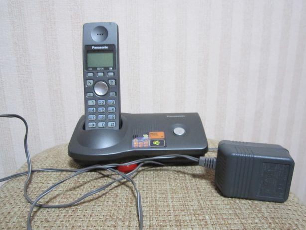 продам радіотелефон panasonic KX-TG7107