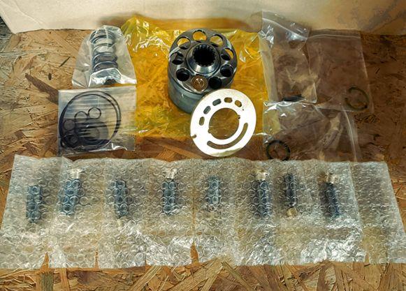 Zestaw naprawczy pompy hydraulicznej CASE 120 New Holland T6 T7 Puma