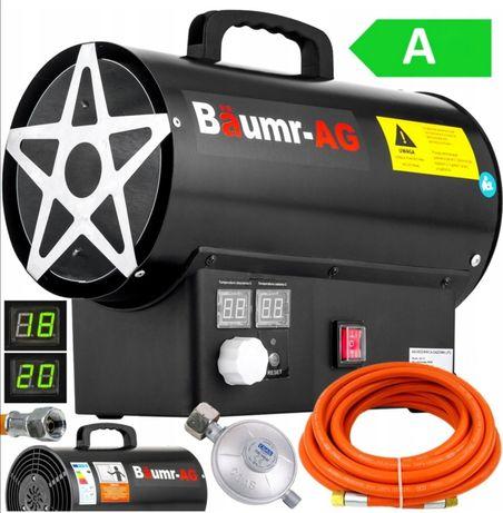 Nowa nagrzewnica gazowa baumar
