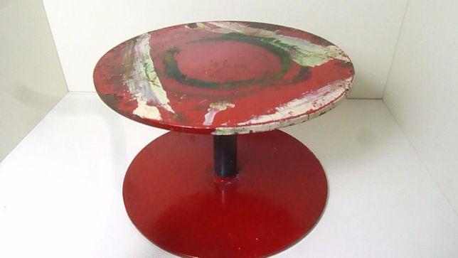 Prato giratório para pintura