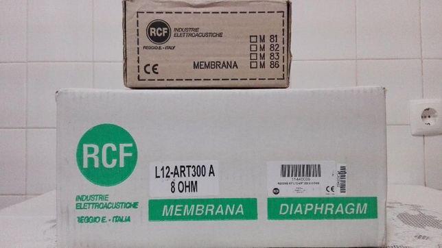 vendo kit reparação NOVO para coluna RCF ART 300A (RCF ART 300)