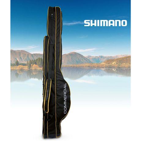 Чехол для удилищ Shimano Commercial Double Rod and Pole (SHCOM02)